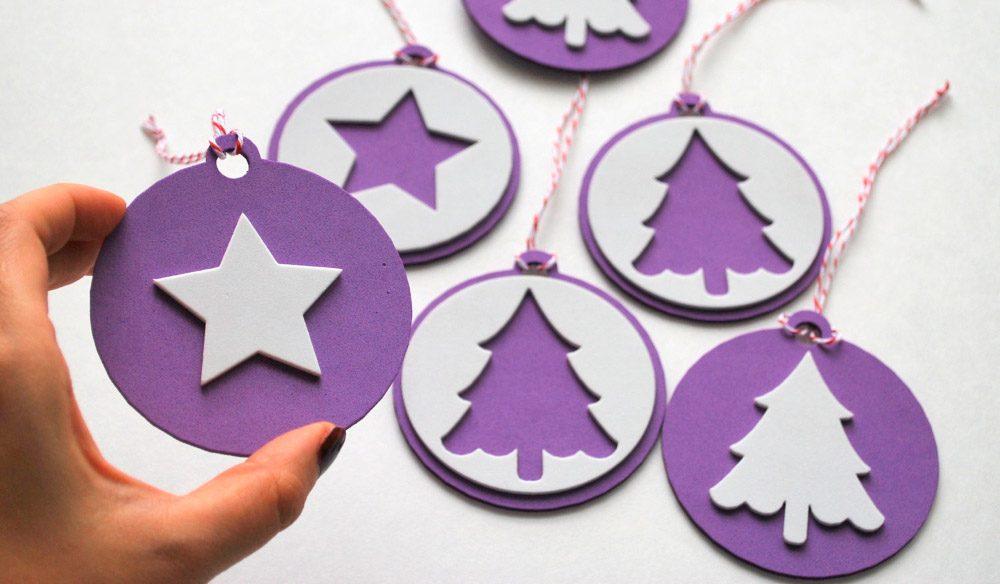 Adornos de Navidad de Goma Eva :: Imágenes y fotos