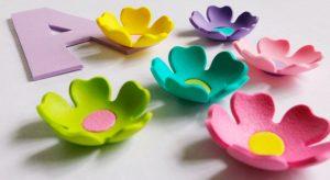 Llaveros De Goma Eva - Plantillas-para-hacer-flores-de-goma-eva