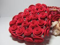 Rosas De Goma Eva - Plantillas-para-hacer-flores-de-goma-eva